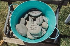 rocks for luck